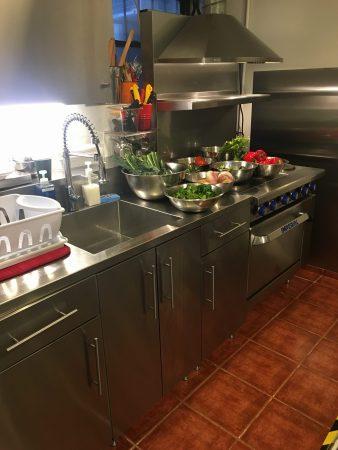 Pleasing Kitchen Rental In New York City Home Cooking New York Interior Design Ideas Lukepblogthenellocom